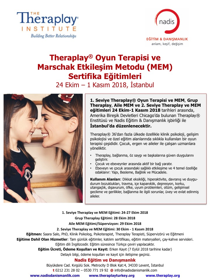 Theraplay Ekim 2018